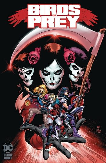 LATE: Birds Of Prey Even Later, Along With Doom Patrol, Inferior Five and Batman/Rah's