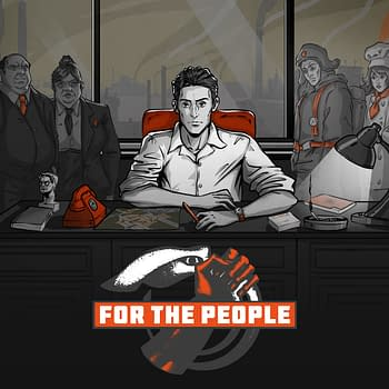 For the People Main Art