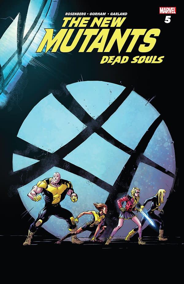 X-ual Healing: New Episodes of Agent Carter Debut in New Mutants Dead Souls #5