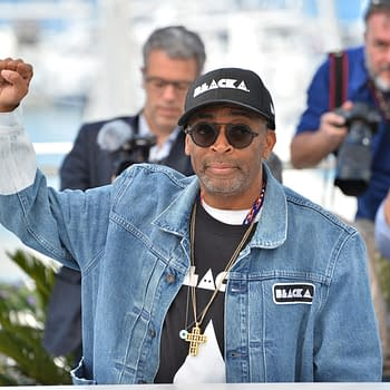 "Spike Lee at the photocall for ""Blackkklansman"" at the 71st Festival de Cannes. Editorial credit: Featureflash Photo Agency / Shutterstock.com"