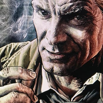 John Constantine Batman: Damned