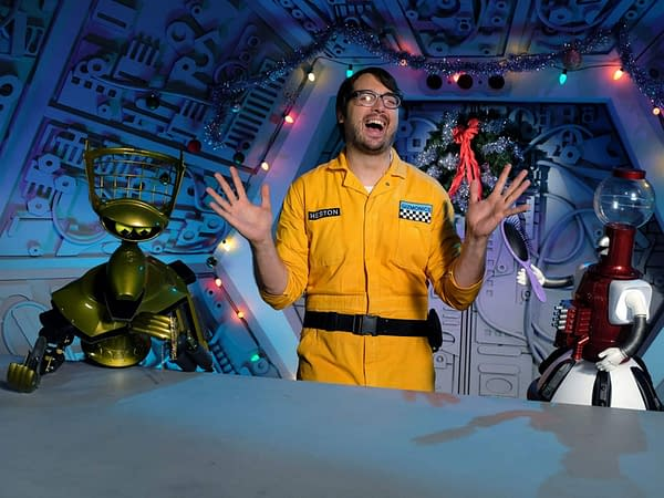 Mystery Science Theater 3000 (MST3K) Returns to Netflix in November