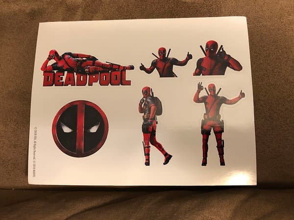 Deadpool Best Buy Exclusive Blu Ray Steelbook 9