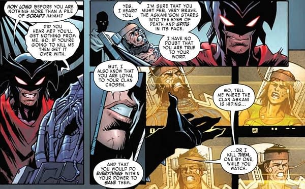Is Cable an Anti-Vaxxer? X-Force #7 Preview