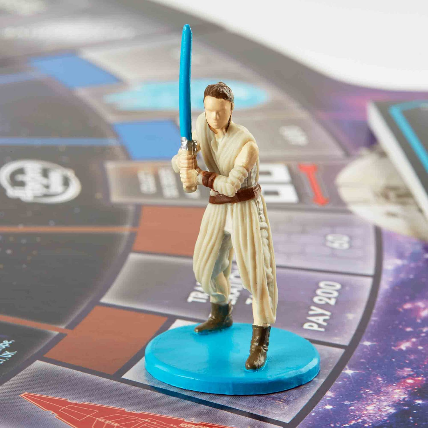 You Can Finally Buy 'Star Wars' Monopoly With Rey – If You Special Order It