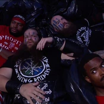 Street Profits vs. Viking Raiders: WWE Backlash Live Results (WWE)
