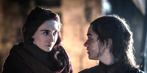 """Maisie Williams on Arya's Big 'Game of Thrones' """"The Long Night"""" Moment"""