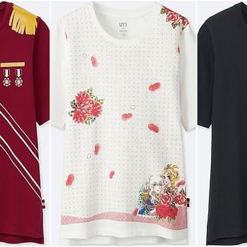 uniqlo Rose of Versailles Line