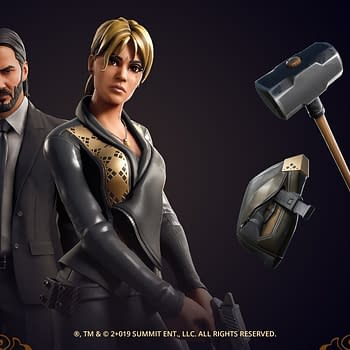 """John Wick Skins And Gear Appear In The """"Fortnite"""" Shop"""