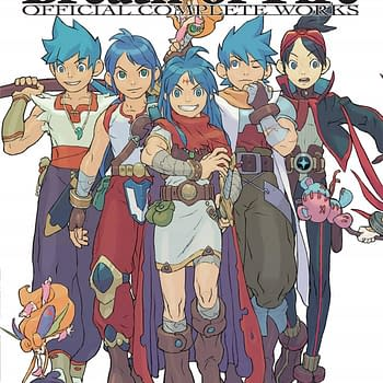 "UDON Announces ""Breath Of Fire: Official Complete Works"" Book"
