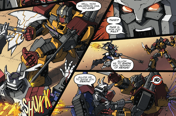 Robots in Disguise #30