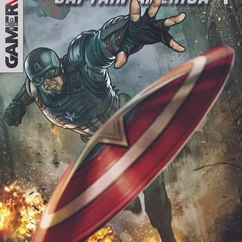 Captain America and Black Widow Get Marvel's Avengers Video Game Prequel Comics in March