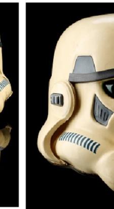 Original Stormtrooper Helmet To Be Auctioned