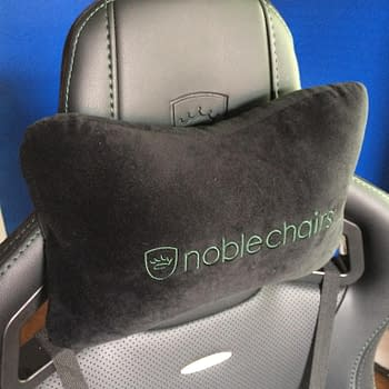 Gaming Like A Bond Villain: We Review Noblechairs EPIC Series