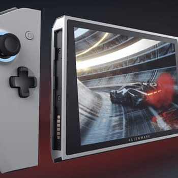 The Alienware Concept UFO Is A PC Version Of Nintendo Switch