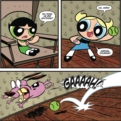 Powerpuff Girls Super Smash-Up #2
