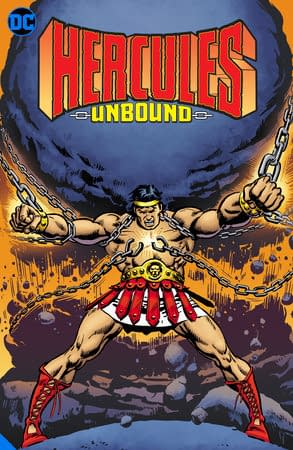 Heroes Unbound one of many DC Big Books in 2020 and 2021