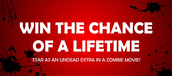 Little Monsters Zombie Movie Extra Contest