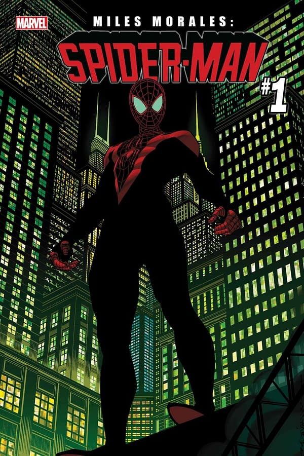 Saladin Ahmed and Javier Garron Launch a New Miles Morales: Spider-Man in December