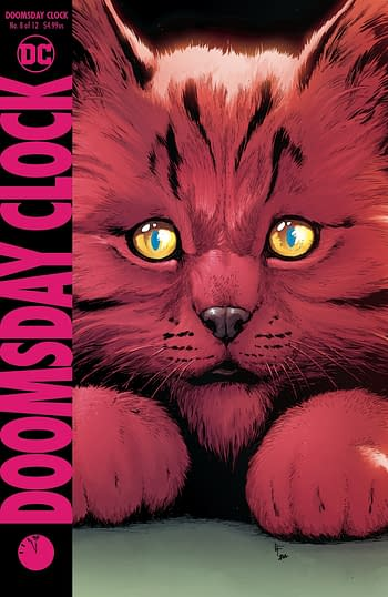 LATE: Doomsday Clock #8, Batman Damned #2, Shazam #2