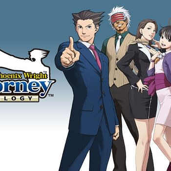 Phoenix Wright: Ace Attorney Trilogy Heads West on April 9th