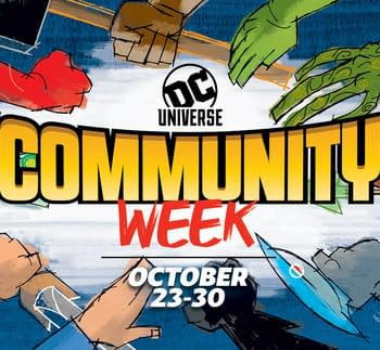 DC Unlimited Creates Its Own Virtual Comic Con Before Halloween &#8211 Community Week