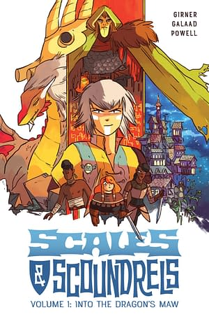 Scales & Scoundrels, Vol. 1: Into The Dragon's Maw TP