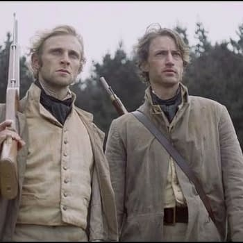 Watch: First Look at The Men Who Built America: Frontiersmen On HISTORY