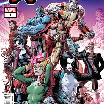 X-Force #1 [Preview]