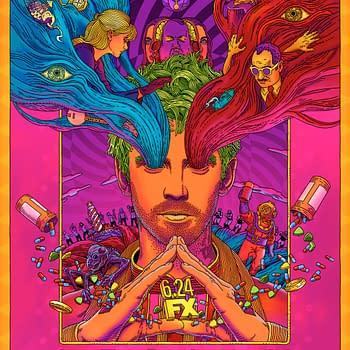 FX Releases New Poster for 'Legion' [Final] Season 3