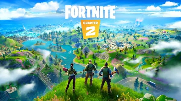 """""""Fortnite"""" Chapter 2 Drops Overnight On An Angry But Relieved Audience"""