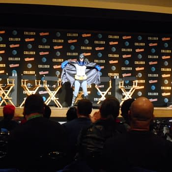 Batman Vs. Two-Face Gives An Emotional Sendoff To Adam West At NYCC