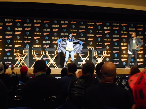 'Batman Vs. Two-Face' Gives An Emotional Sendoff To Adam West At NYCC