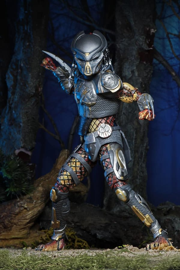 NECA Predator 2018 Film Figure 4