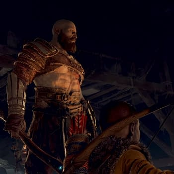 God Of War Shows Off A New Trailer At Pairs Games Week