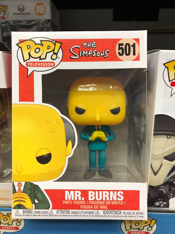 BC Toy Spotting: Funko Special! BTS, Endgame, Simpsons, Jaws, and So Much More!