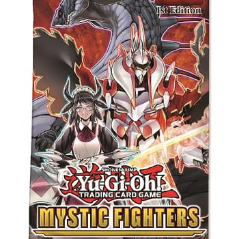 """Konami Announces Next """"Yu-Gi-Oh!"""" TCG Booster Set With Mystic Fighters"""
