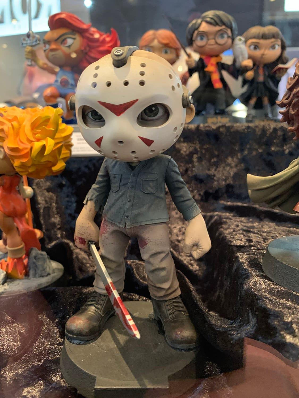 New York Toy Fair: 42 Photos from the Beast Kingdom Booth