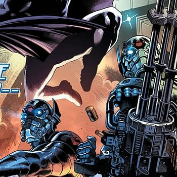 Batman: Detective Comics #977 cover by Alvaro Martinez, Raul Fernandez, and Romulo Fajardo Jr.