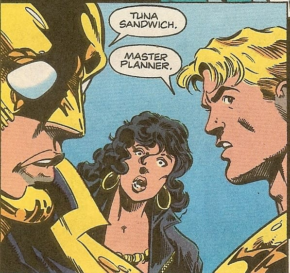 Christopher Priest Returns To The Justice League – What About The Tuna Sandwich?