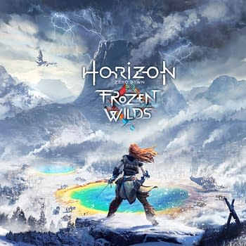 We Get A Look At The Horizon Zero Dawn: The Frozen Wilds Expansion