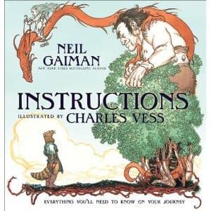 VIDEO: Charles Vess Draws Poem, Neil Gaiman Narrates