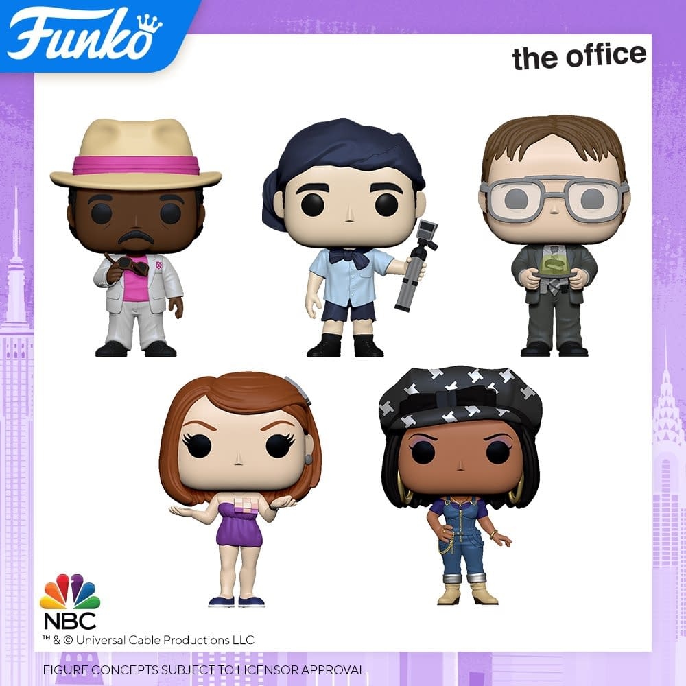 Funko New York Toy Fair Reveals -