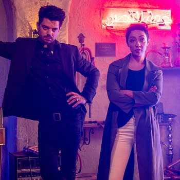 Preacher Cast Looks Back at AMC Series Wildest Moments [VIDEO]