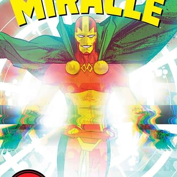 Comic Stores to Get an Exclusive Mister Miracle Hardcover by Tom King and Mitch Gerads