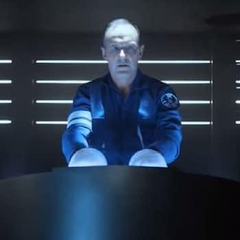 A look at this week's Marvel's Agents of S.H.I.E.L.D. (Image: ABC)