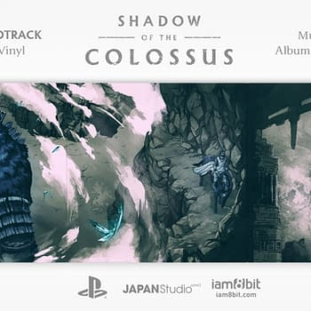 Shadow of the Colossus Will Be Getting a Vinyl Soundtrack Release