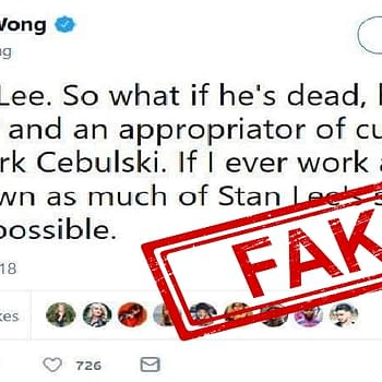 Fake Tweet Used to Try And Discredit New Marvel Writer Alyssa Wong