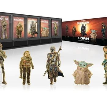 The Mandalorian Gets A Special FiGPiN Set for Father's Day