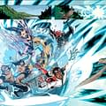 Lots More DC New 52 Art, With Hawk And Dove, Teen Titans, Legion Lost, And More